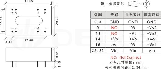 集成电路(ic)-供应 dc/dc